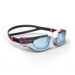 Очки Для Плавания Размер S Бело-розовые