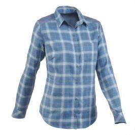 Женская Теплая Рубашка С Длинными Рукавами Для Походов И Путешествий Travel 100