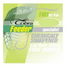Крючки Cobra Feeder Special