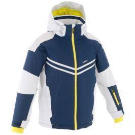 Лыжная Куртка Ski 700 Мал., Син.-сер.-желт.