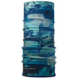 Buff National Geographic Polar Antarctic Ocean Blue
