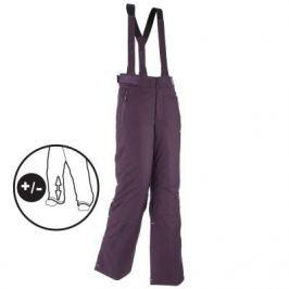 Лыжные Брюки 300 Pull'nfit Для Девочек Темно-фиолетового Цвета
