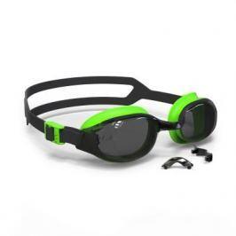 Очки Для Плавания B–fit Черно-зеленые