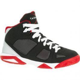 Баскетбольные Кроссовки Strong 300 Дет. Уровень: Продолжающий Черные Красные