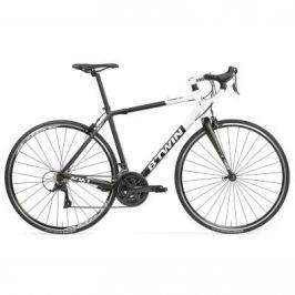 Шоссейный Велосипед Triban 520 Черный Белый