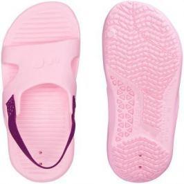 Шлепанцы Для Бассейна Розовые С Фиолетовой Резинкой