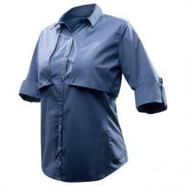 Рубашка Для Путешествий С Длинным Рукавом Модульная Женская Travel 500