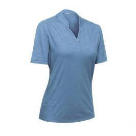Рубашка–поло Travel 100 Женская Синяя
