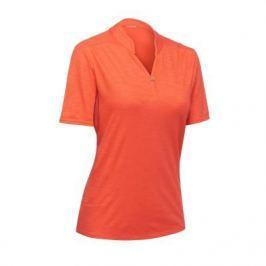 Рубашка–поло Travel 100 Женская Коралловая