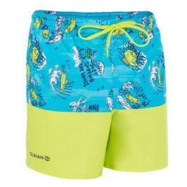 Укороченные Пляжные Шорты Для Мальчиков Bbs 500