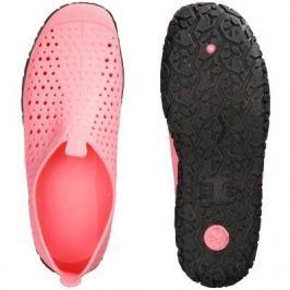 Тапочки Для Аквагимнастики И Аквафитнеса Aquadots Розово-серые