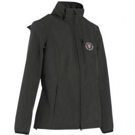 Куртка С Капюшоном Для Верховой Езды Softshell 700 Женская