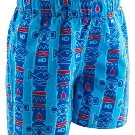 Плавки–шорты Для Мальчиков С Принтом All Totem Синие