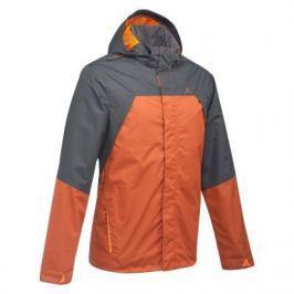 Водонепроницаемая Мужская Куртка Для Горных Походов Mh100