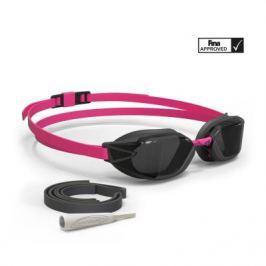 Очки Для Плавания B–fast Черно-розовые