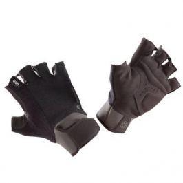 Перчатки На Липучке Для Силовых Тренировок Черные