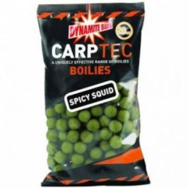 Бойлы Тонущие Dynamite Baits 20 Мм. Spicy Squid Carptec 1 Кг.
