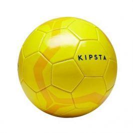 Футбольный Мяч First Kick, Размер 4 (для Детей 8-12 Лет) Желтый