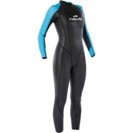 Гидрокостюм Из Неопрена 3/2 Мм Жен. Для Плавания В Воде Умеренной Температуры Ows500