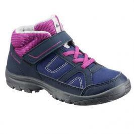 Детские Ботинки Для Походов Nн100 Mid