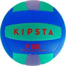 Волейбольный Мяч V100 Синий И Зеленый