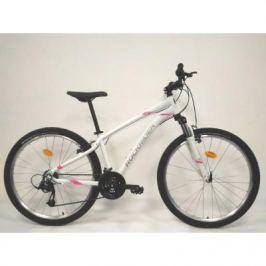 Горный Велосипед Rockrider St 100 Женский Белый 27,5