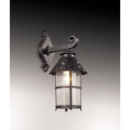 Odeon Light 2313/1W ODL12 935 коричневый Уличный настен светильник IP44 E27 60W 220V LUMI