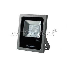 Arlight Светодиодный прожектор AR-FLG-FLAT-20W-220V Green