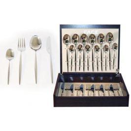 Face Набор столовых приборов 24 предмета на 6 персон Cosmos в деревянной коробке.