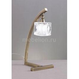 Настольная лампа декоративная Mantra Cuadrax 0994