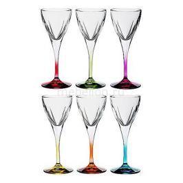 Набор для вина АРТИ-М из 6 шт. Фьюжн колорс 305-125