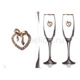 Набор бокалов для шампанского АРТИ-М 802-510-10