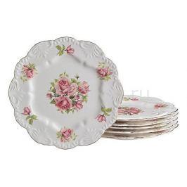 Набор тарелок плоских АРТИ-М Набор из 6 тарелок плоских Жаклин 127-525