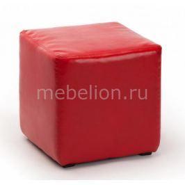 Пуф Вентал ПФ-4 красный