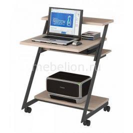 Стол компьютерный ВасКо КС 2033 М3 дуб беленый