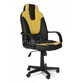 Кресло компьютерное Tetchair Neo 1 черный/желтый