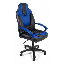 Кресло компьютерное Tetchair Neo 2 черный/синий