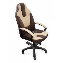 Кресло компьютерное Tetchair Neo 2 коричневый/бежевый