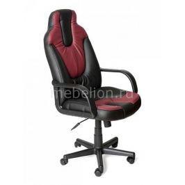 Кресло компьютерное Tetchair Neo 1 черный/бордовый