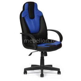 Кресло компьютерное Tetchair Neo 1 черный/синий