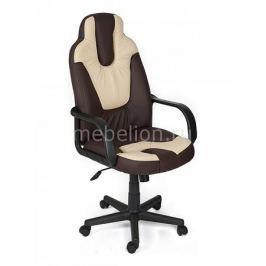 Кресло компьютерное Tetchair Neo 1 коричневый/бежевый