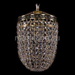Подвесной светильник Bohemia Ivele Crystal 1920/15/O/GB