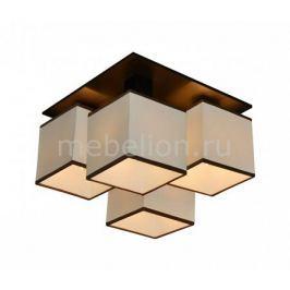 Накладной светильник Arte Lamp Quadro A4402PL-4BK