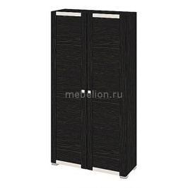 Шкаф платяной Мебель Трия Фиджи Ш2д(10)_25 венге цаво/дуб белфорт