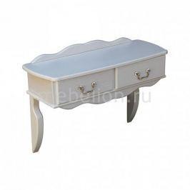 Стол туалетный Мебелик Берже 20 ясень белый