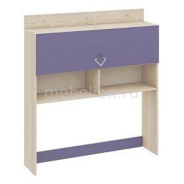 Надстройка для стола Мебель Трия Аватар СМ-201.09.001 каттхилт/лаванда