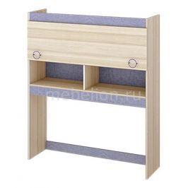 Надстройка для стола Мебель Трия Индиго ПМ-145.07 ясень коимбра/навигатор