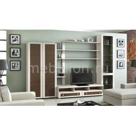 Стенка для гостиной Мебель Трия Стенка-горка Фиджи 8 ГН-153.008