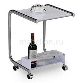 Стол сервировочный Петроторг A1941 белый/хром