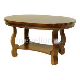 Стол обеденный Петроторг 3648L дуб темный
